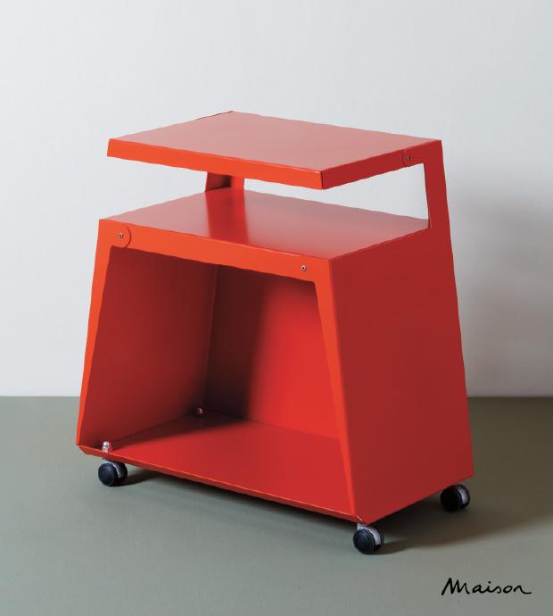동글동글한 테이블   Maison Korea