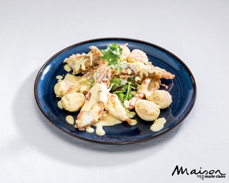 광동 레스토랑 쉐랜대하 맛집 광동요리 해산물 해산물요리