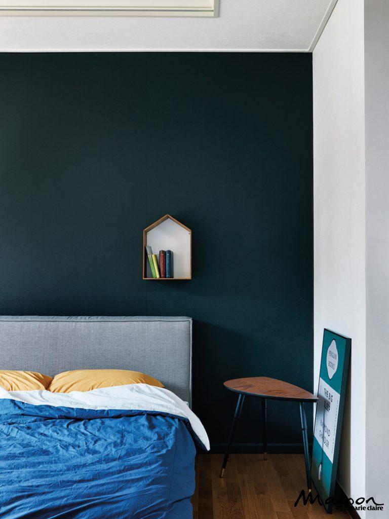 몇 가지 아이템으로 감각적인 침실 공간 만들기