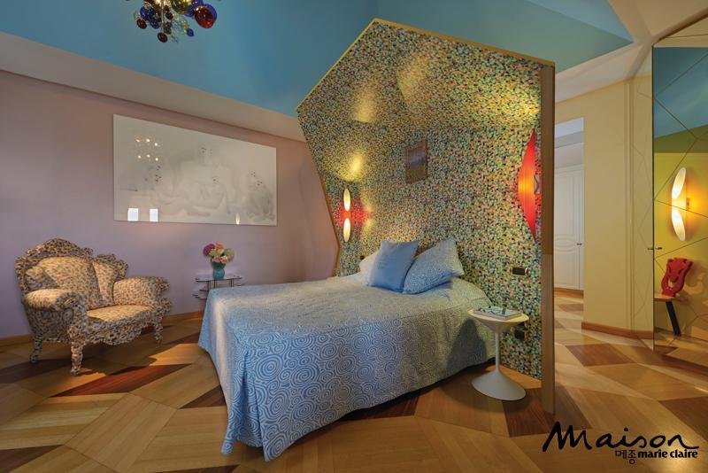 이탈리아 베로나 비블로스호텔 침실