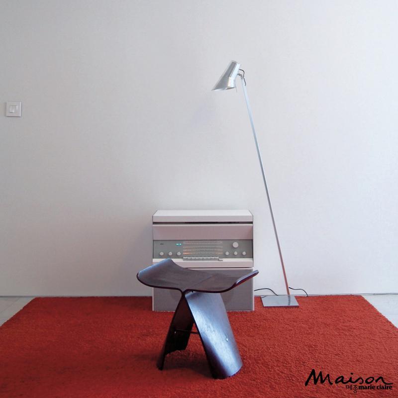 의자 조명