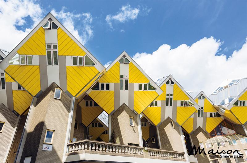 건축 도시 숙소
