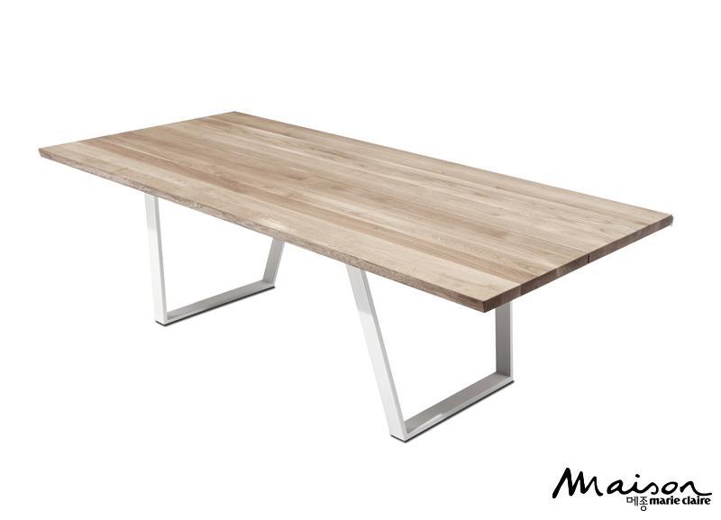 원목 테이블