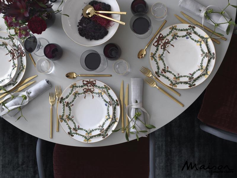 크리스마스 테이블
