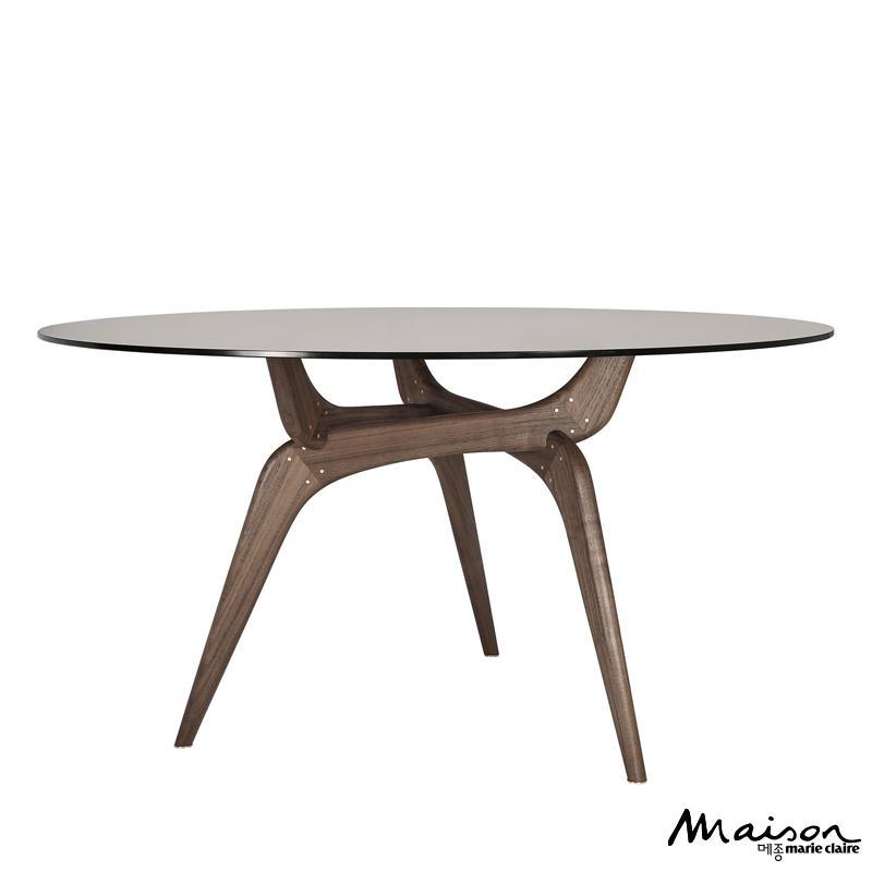 덴스크 트리오 다이닝 테이블