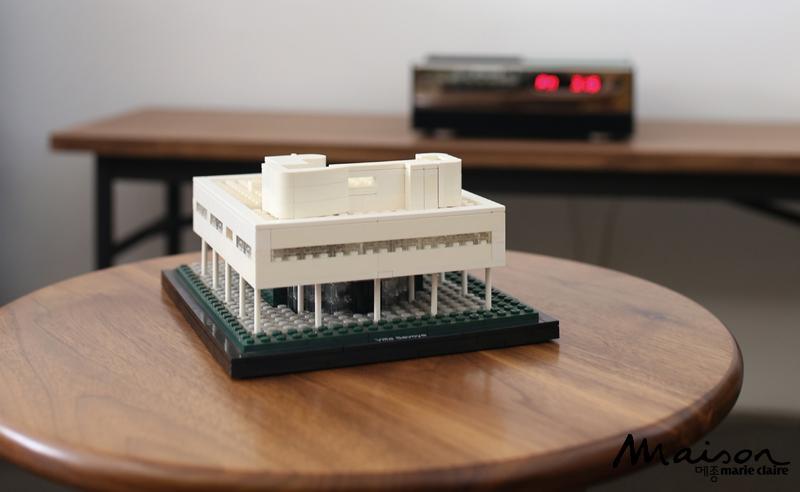 레고 아키텍처 빌라 사보이