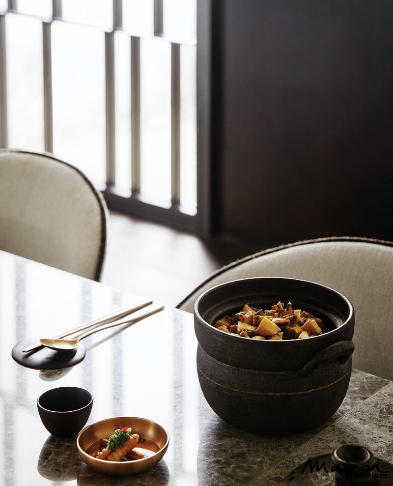 강레오 셰프 영양밥 솥밥