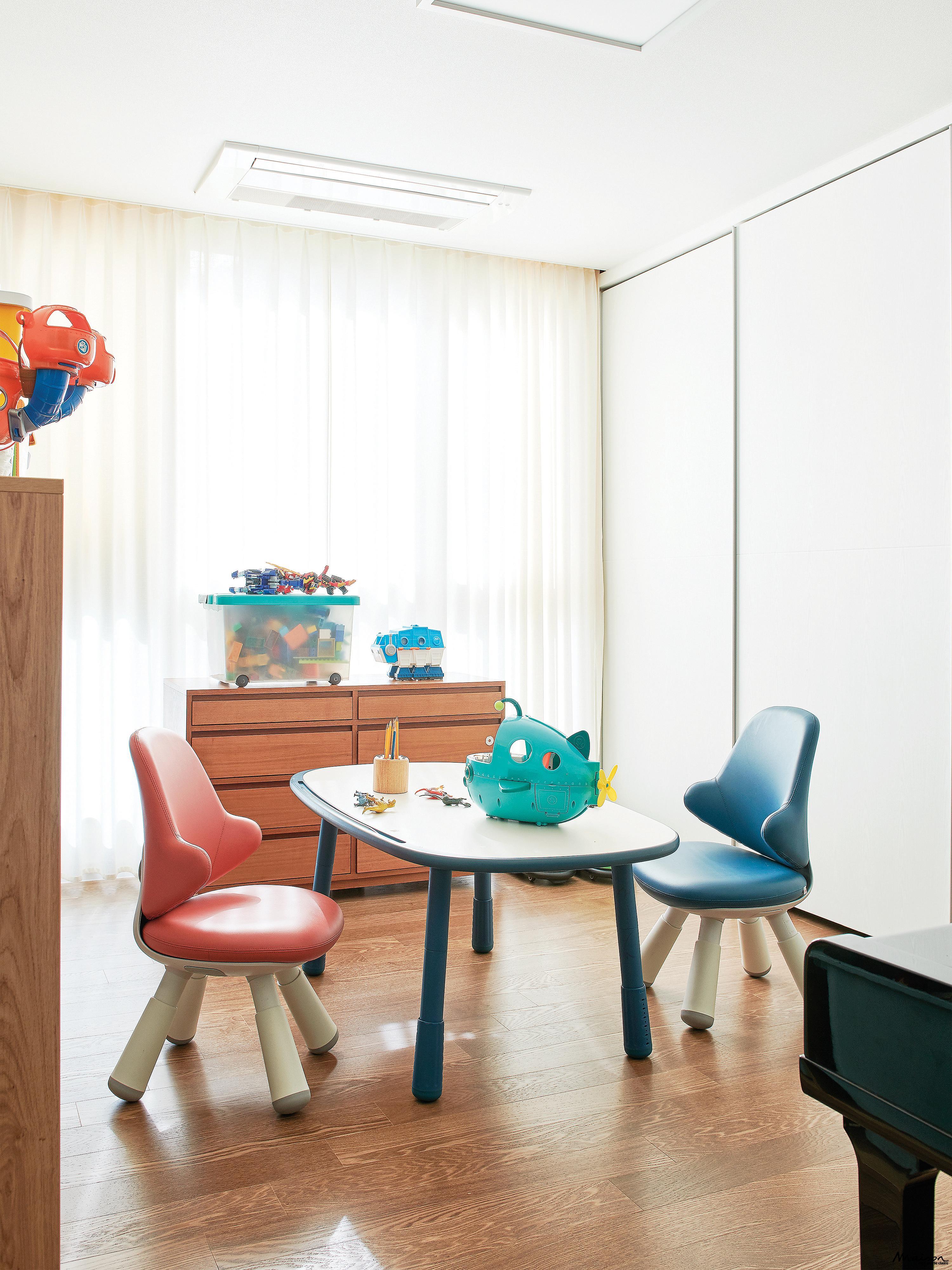 놀이방 유아의자