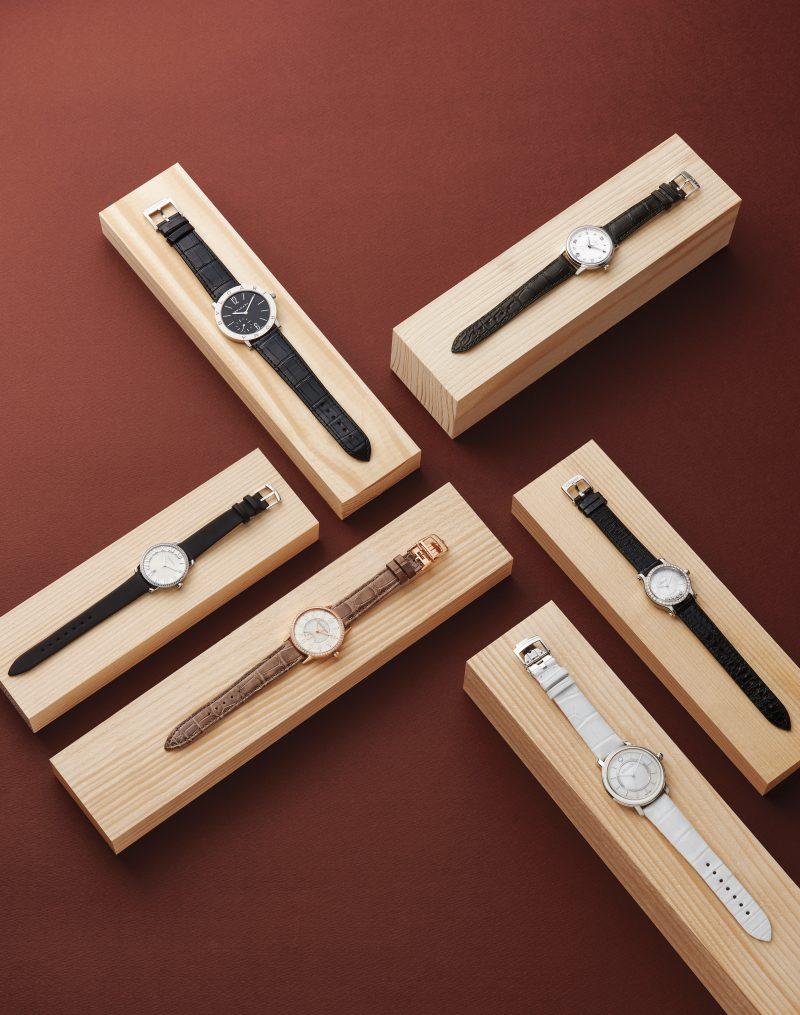 가을 손목 시계