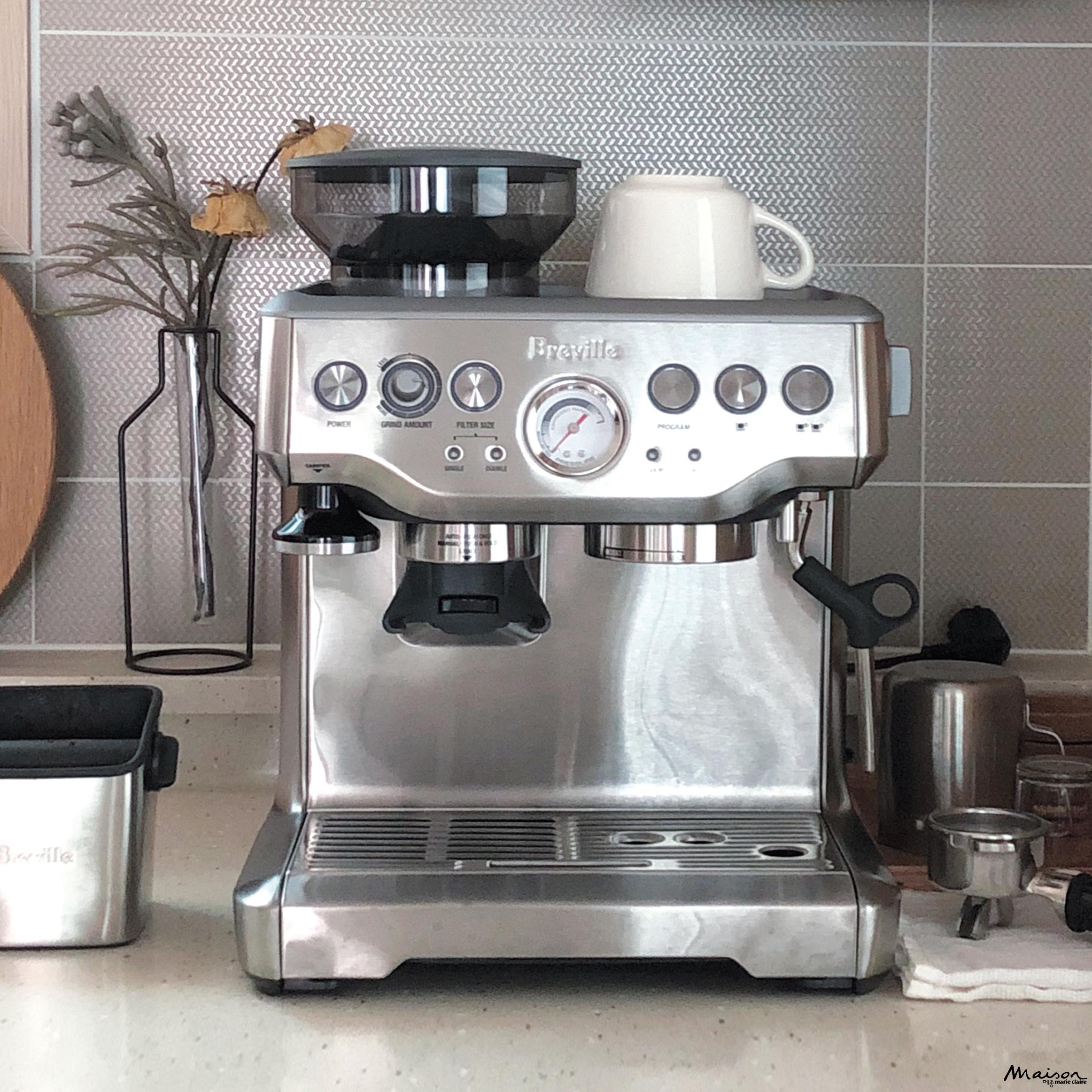 브레빌 커피머신