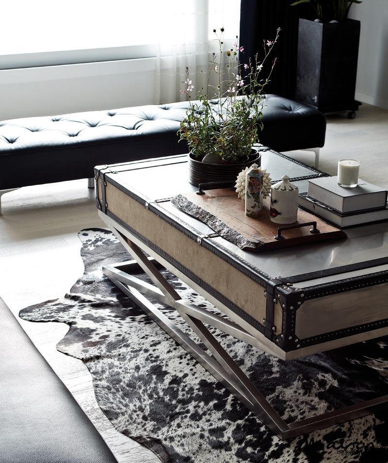 까사알렉시스 거실 테이블