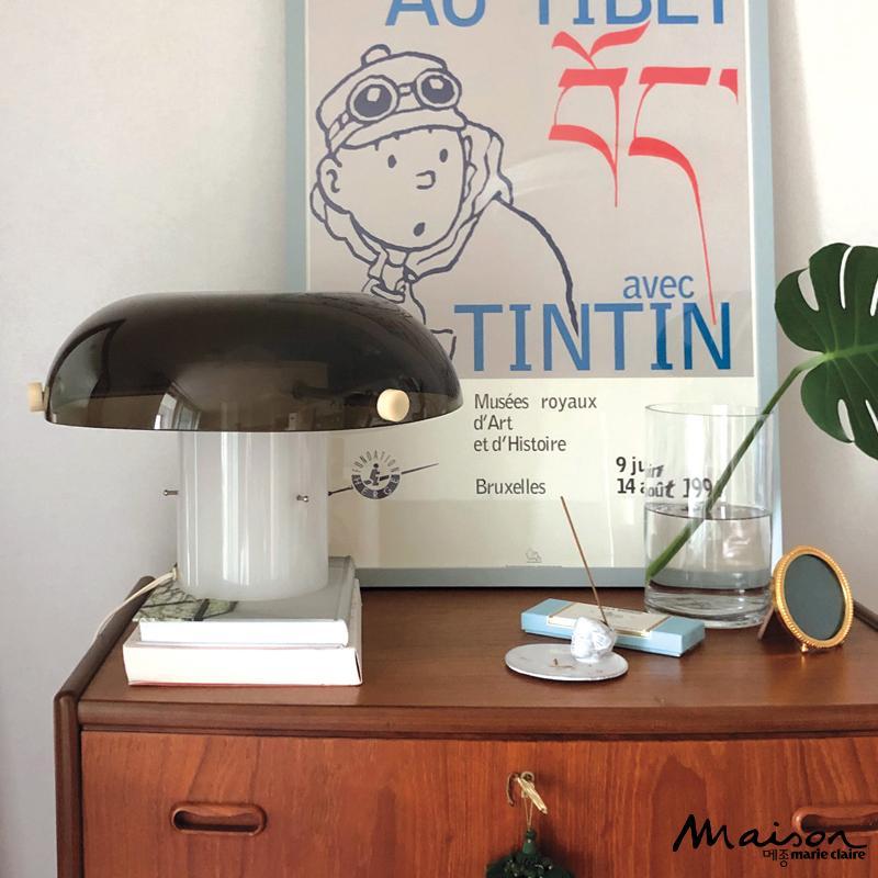 빈티지 테이블 램프