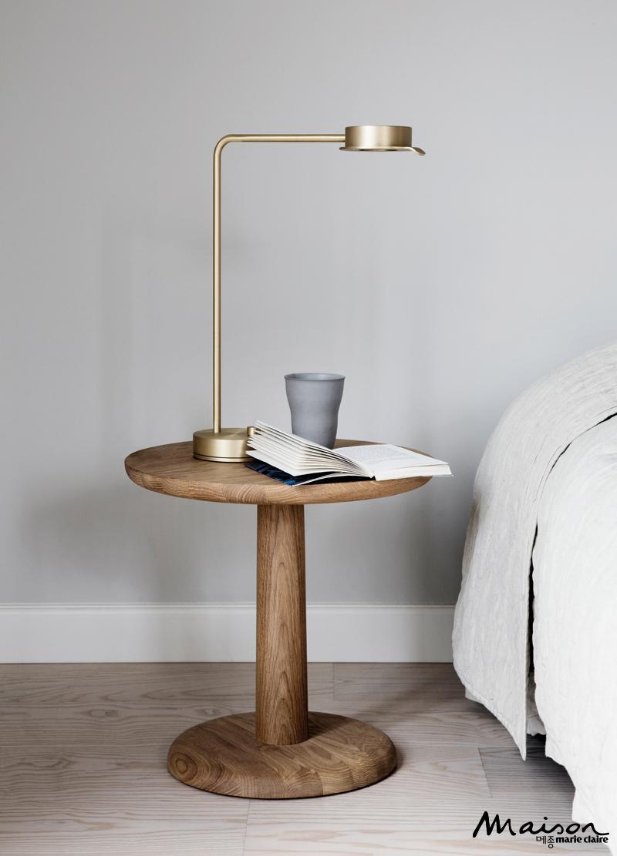 침실 사이드 테이블
