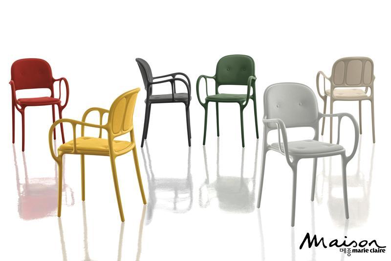 밀라 의자
