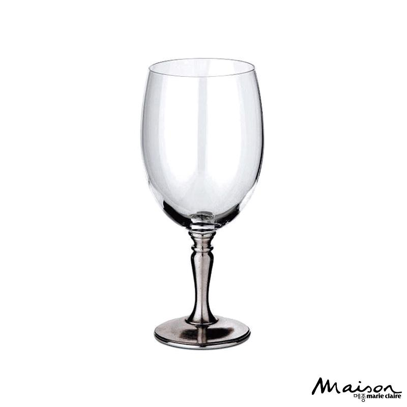 주석 와인잔