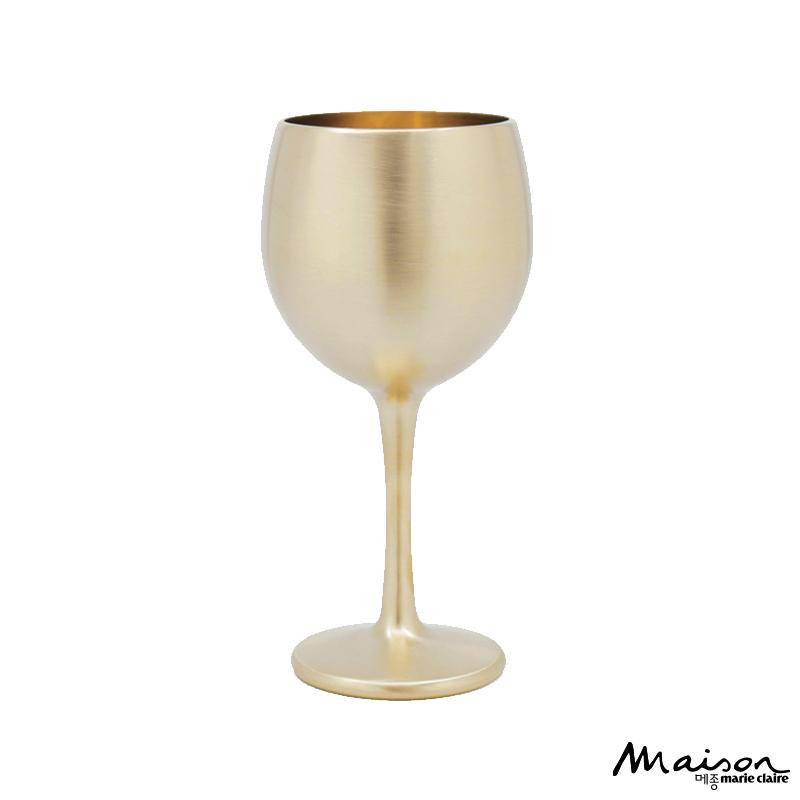유기 와인잔