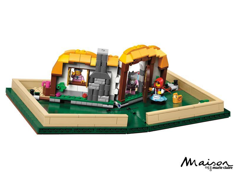 레고 아이디어 팝업북
