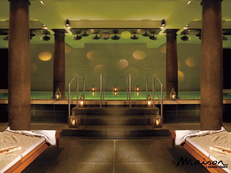 베를린 호텔 수영장