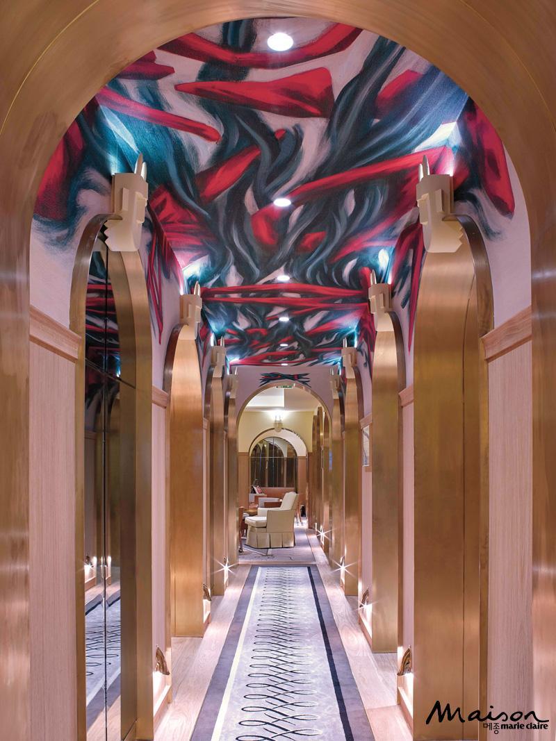 파리 마레 지구 호텔