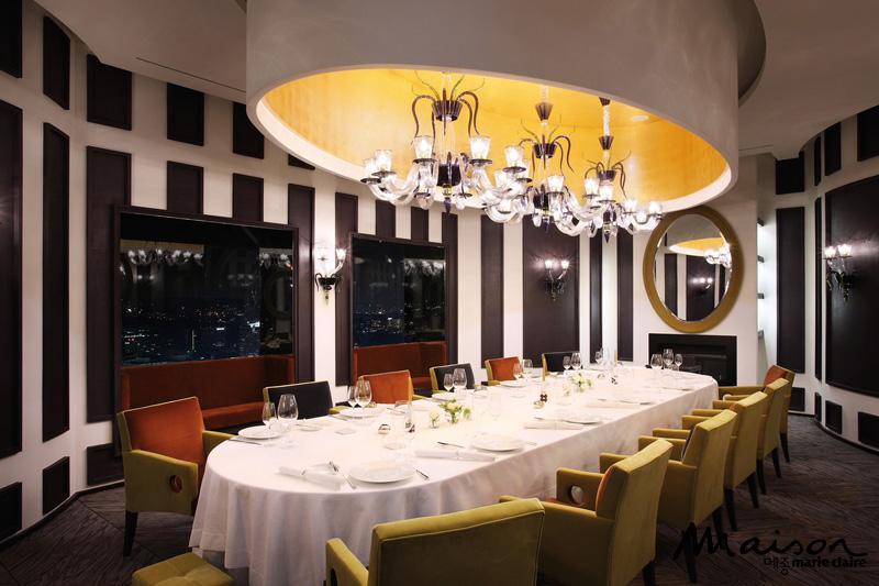 호텔 레스토랑