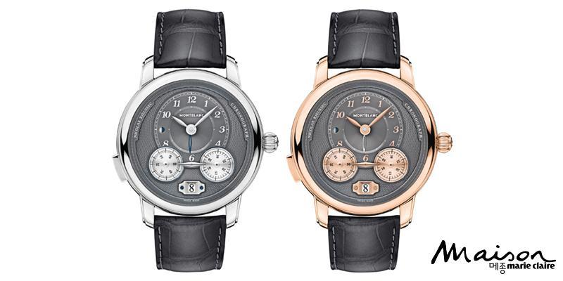 몽블랑 시계