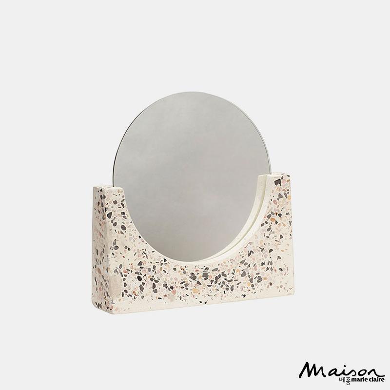 힙쉬 대리석 거울