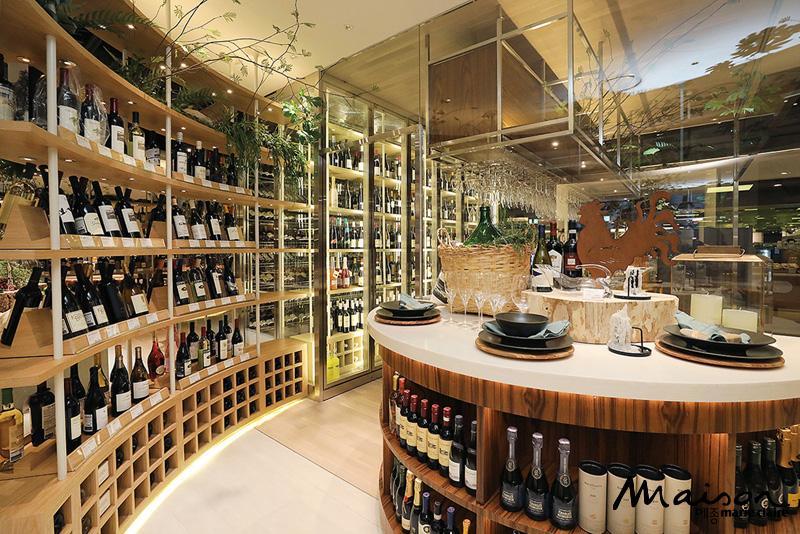 백화점 와인