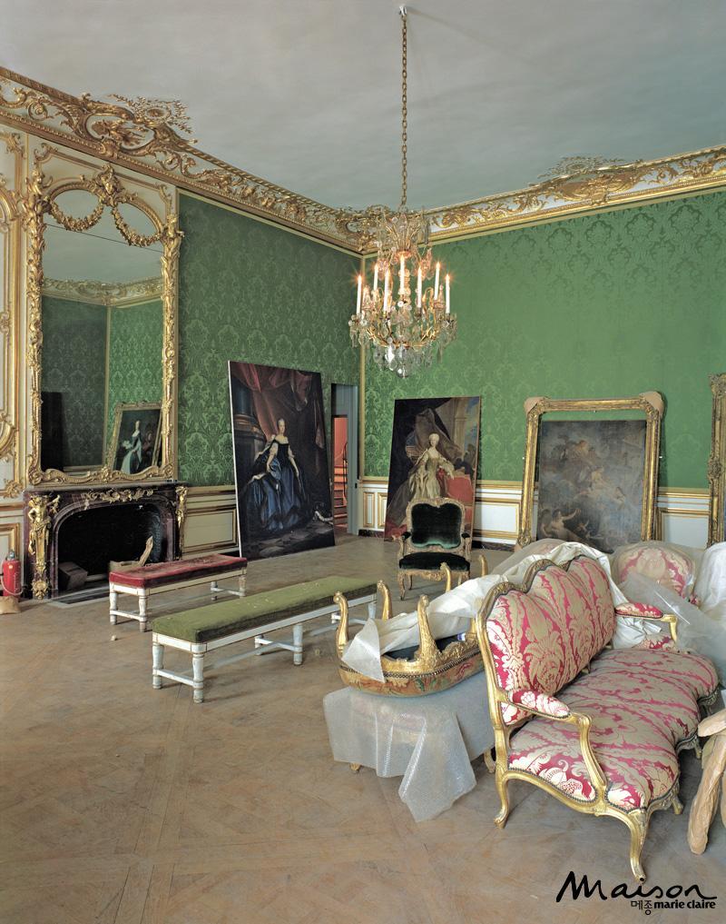 베르사유 궁전 전시