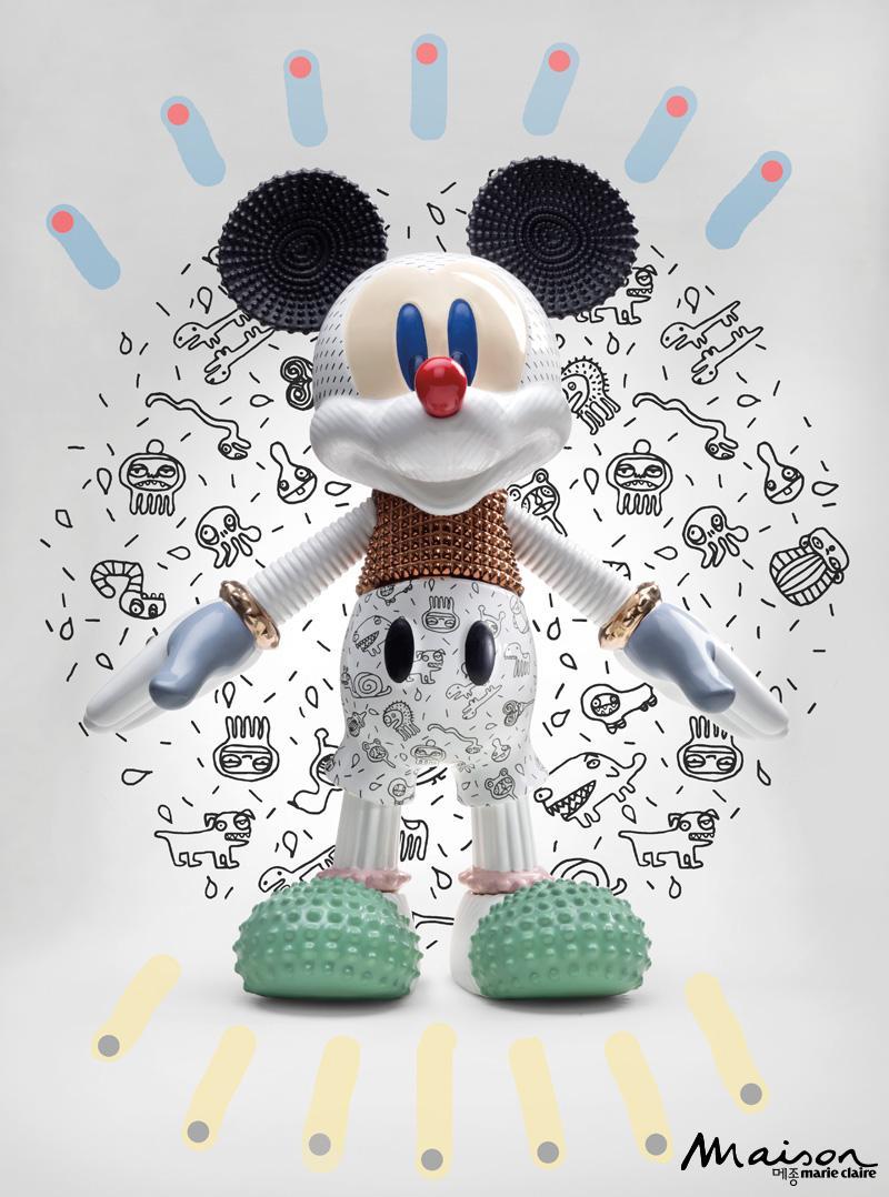 미키마우스 90년