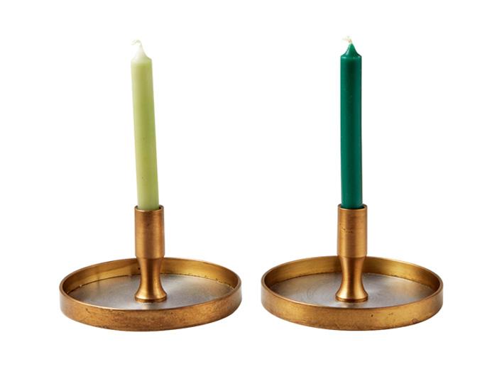 빈티지 촛대