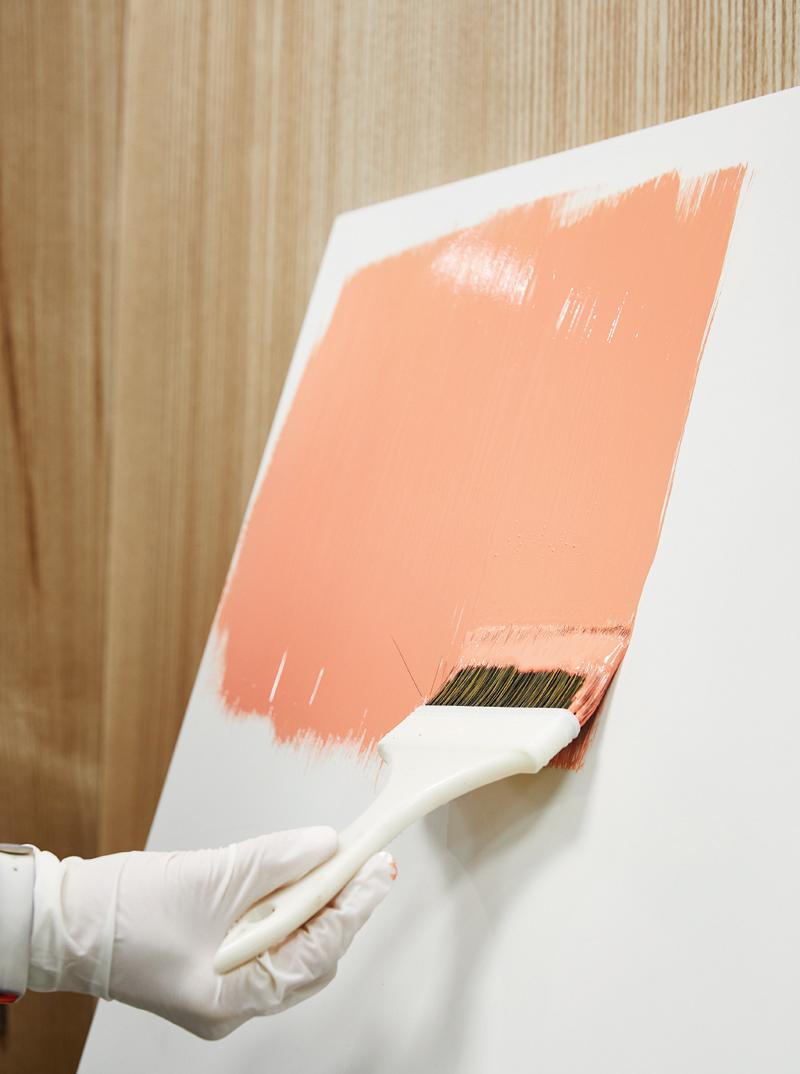 페인트 조색
