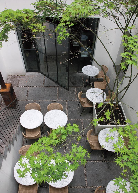 흐란마르크트 13 레스토랑