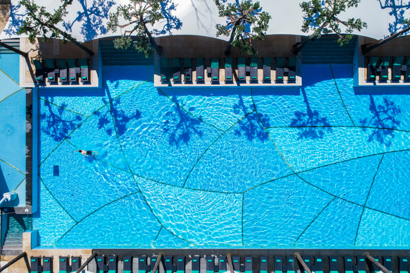 서울 수영장 호텔