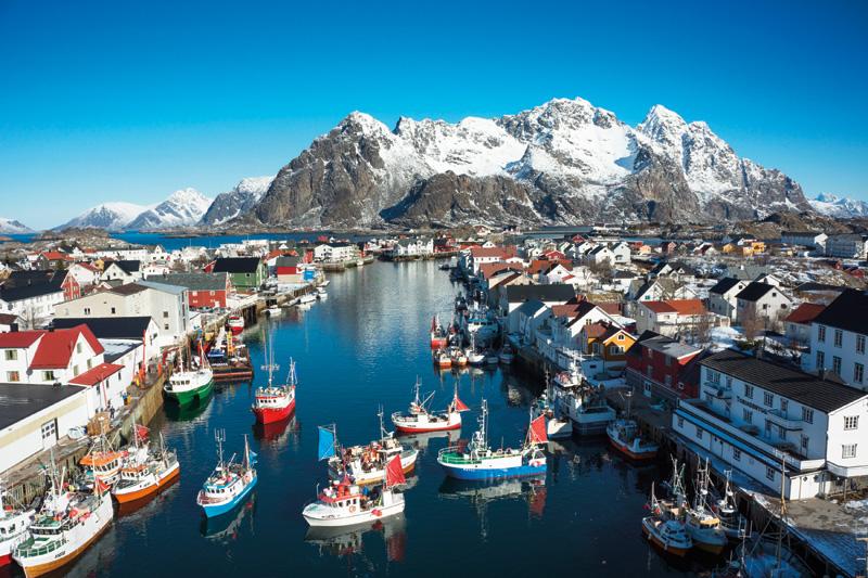 노르웨이 수산물 위원회