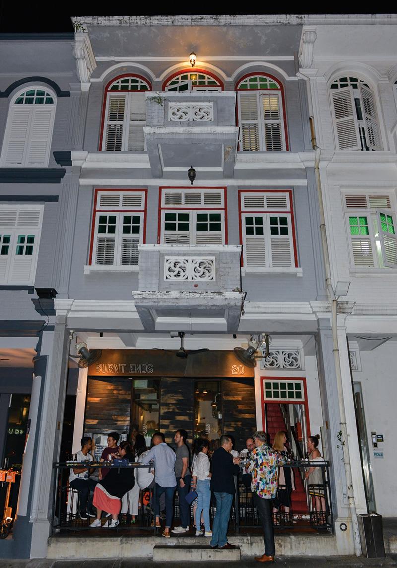 싱가포르 번트 엔즈