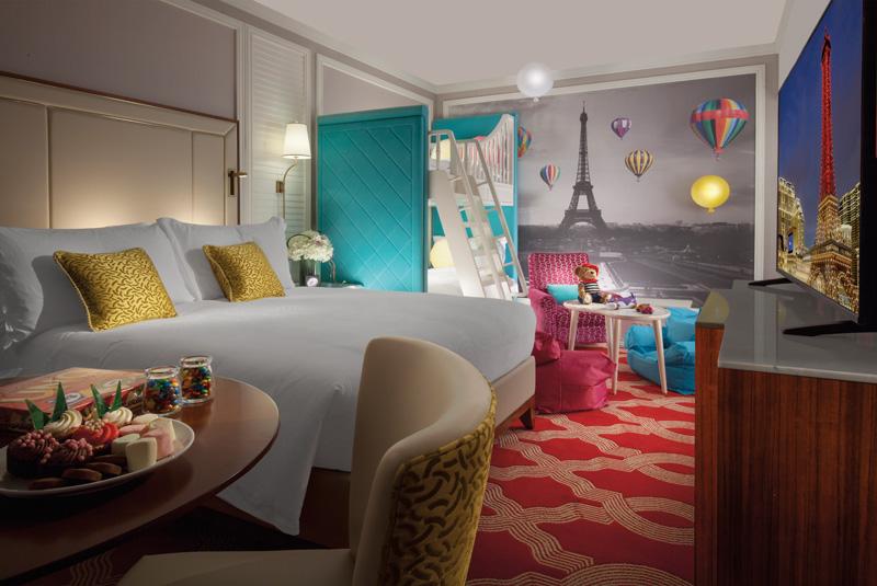 파리지앵 마카오 패밀리룸