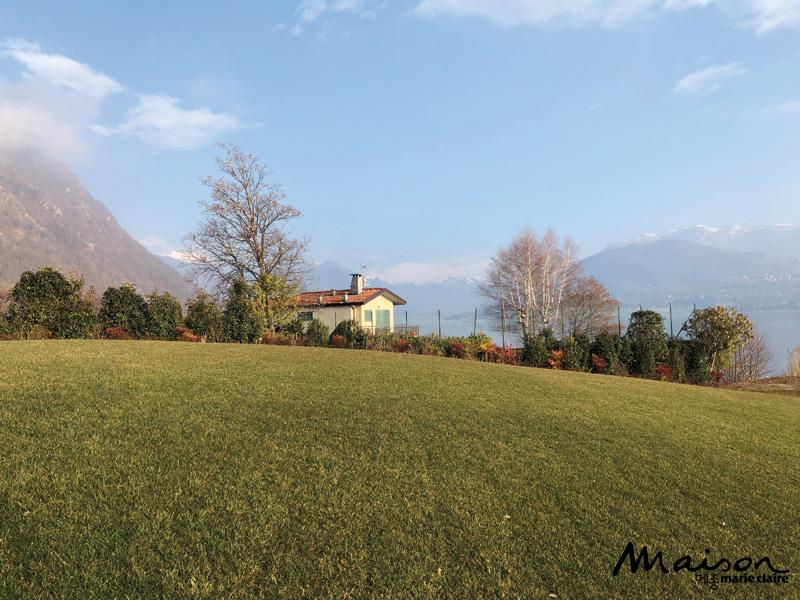풍경, 언덕, 이탈리아