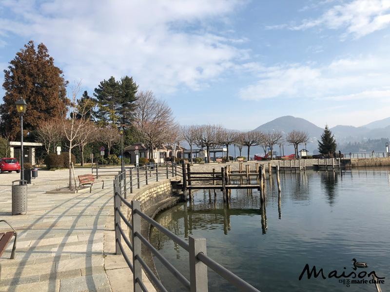 까사판티니, 호수, 이탈리아
