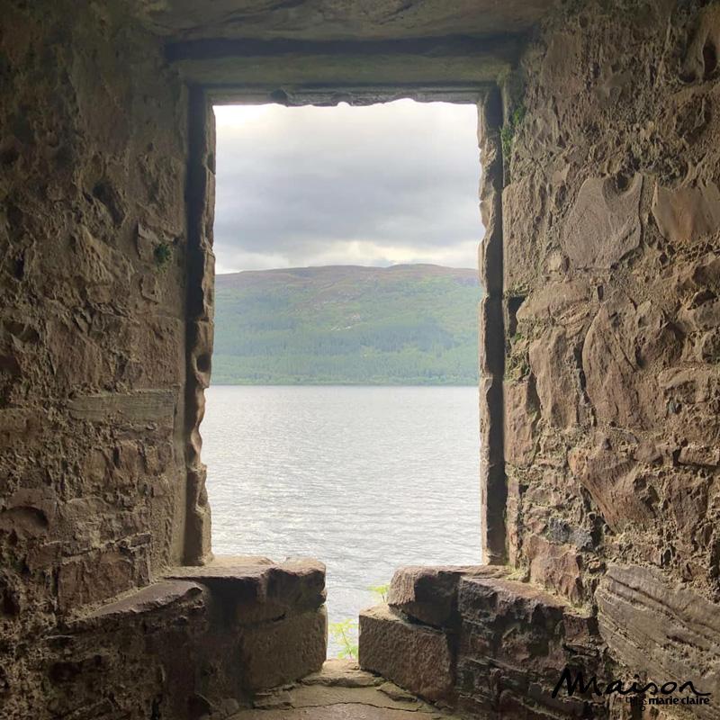 어쿼트, 호수, 스코틀랜드
