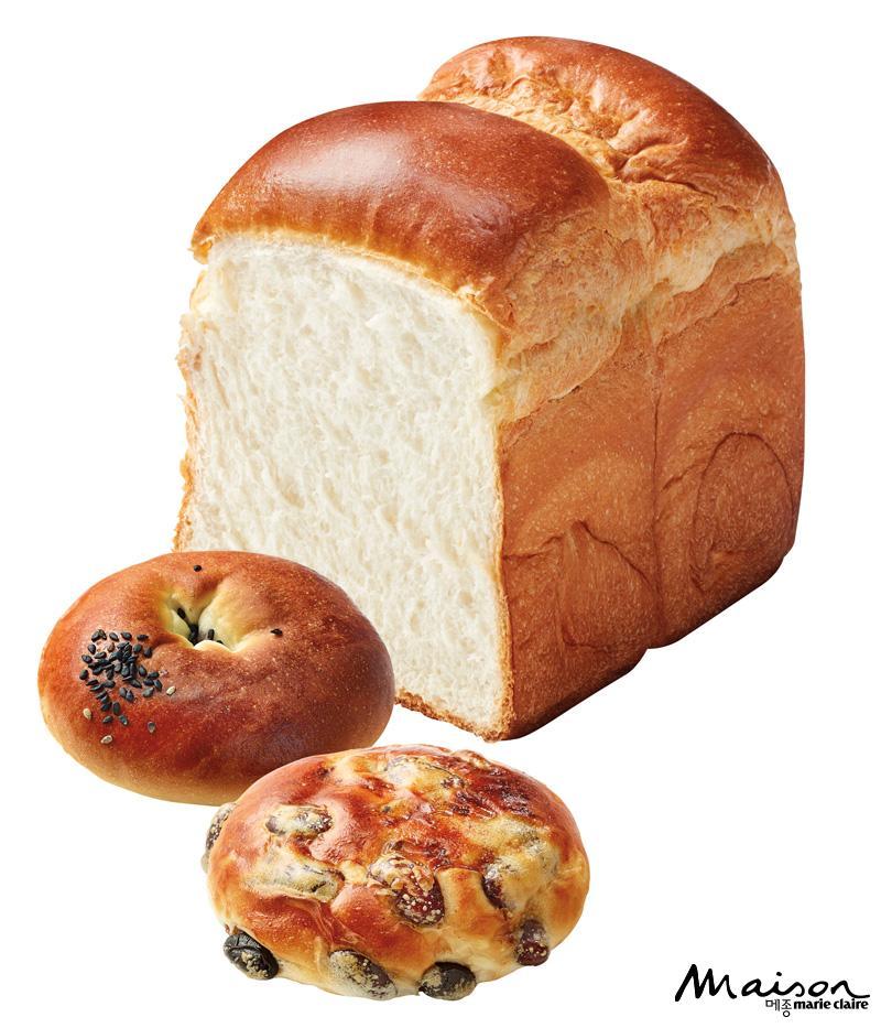 파리바게트, 빵
