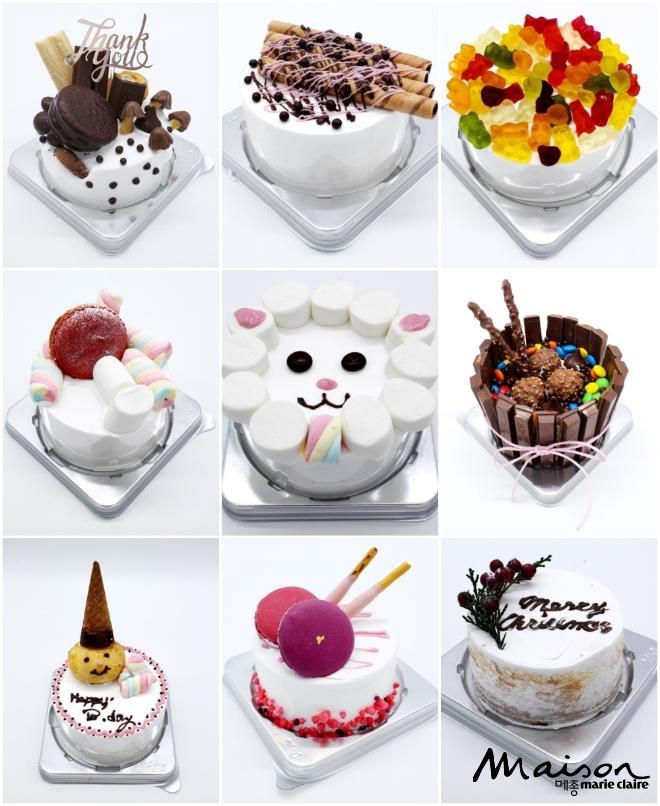 DIY케이크, 케이크