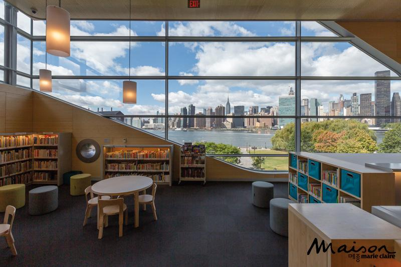 순환하는 도서관, 맨해튼 여행, 뉴욕 핫플레이스