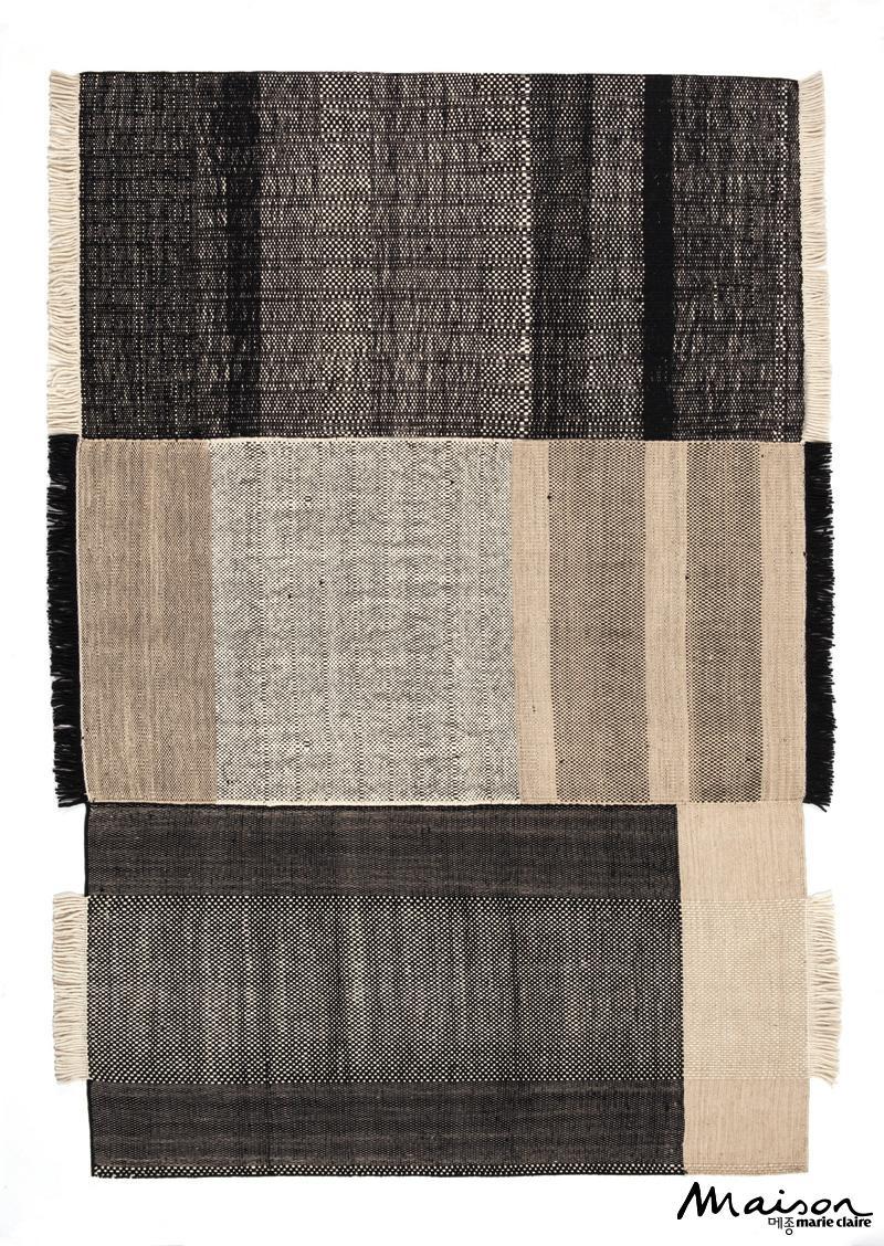 울 펠트 패턴, 짐블랑, 트레스 블랙