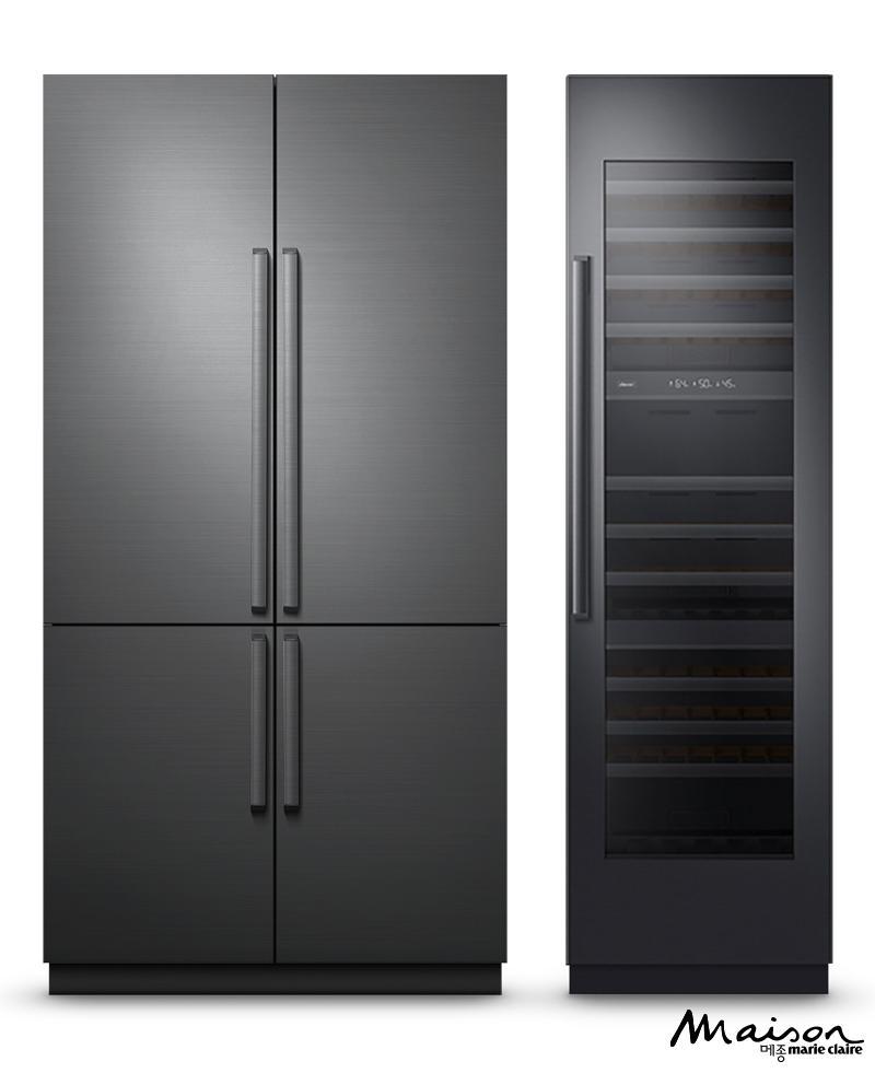 앙상블 냉장고 와인셀러