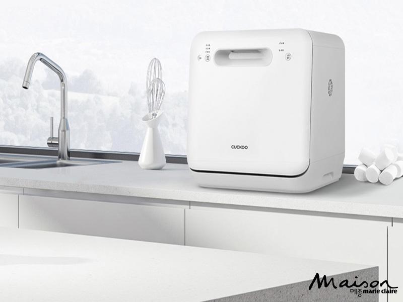 쿠쿠 식기세척기, 식기, 설거지, 생활 가전 필수템, 라이프스타일