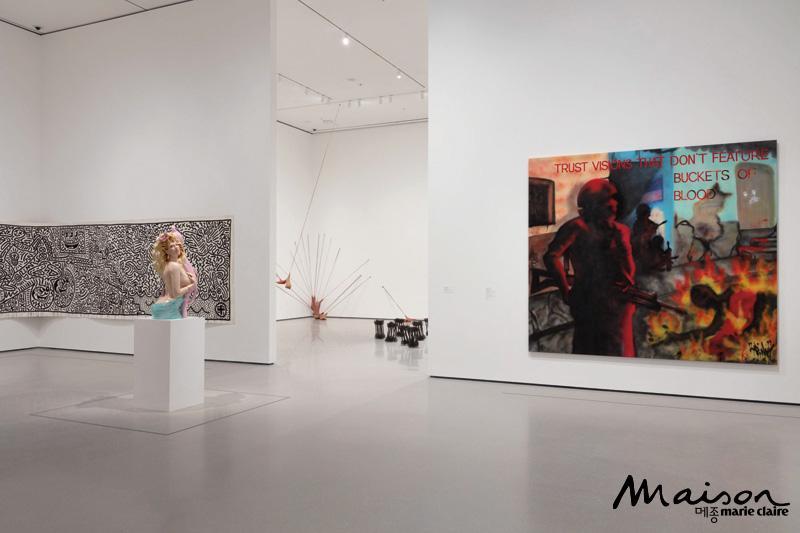 뉴 모마, 뉴욕현대미술관 갤러리