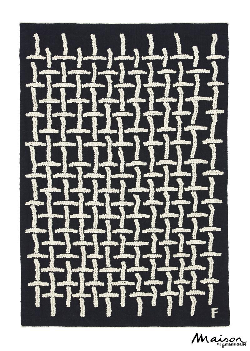 그래픽 아티스트, 필라프 파고프스키, 직조, 뜨개질 반복 패턴, 이케아