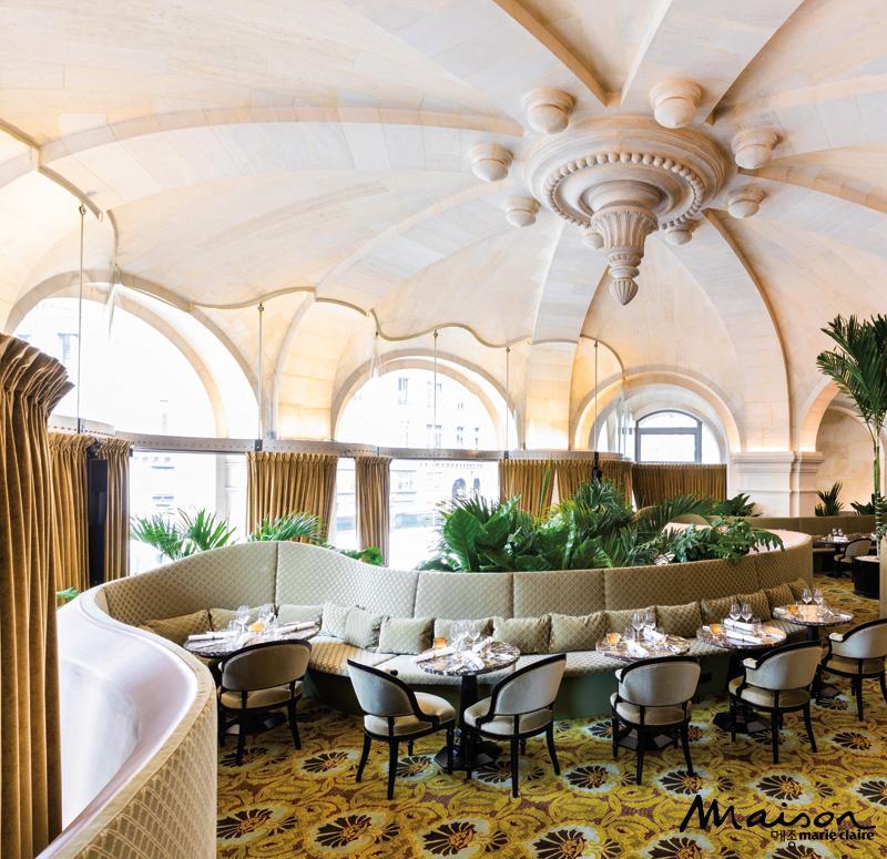 오페라 가르니에, 코코 파리, 파리 음식 디저트 맛집