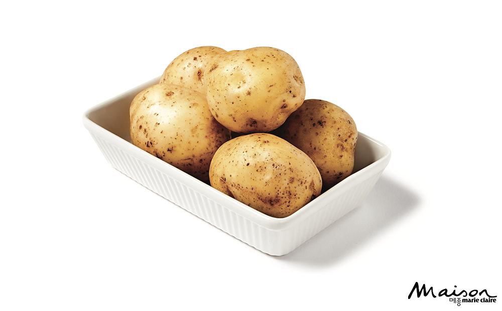 구황작물, 감자