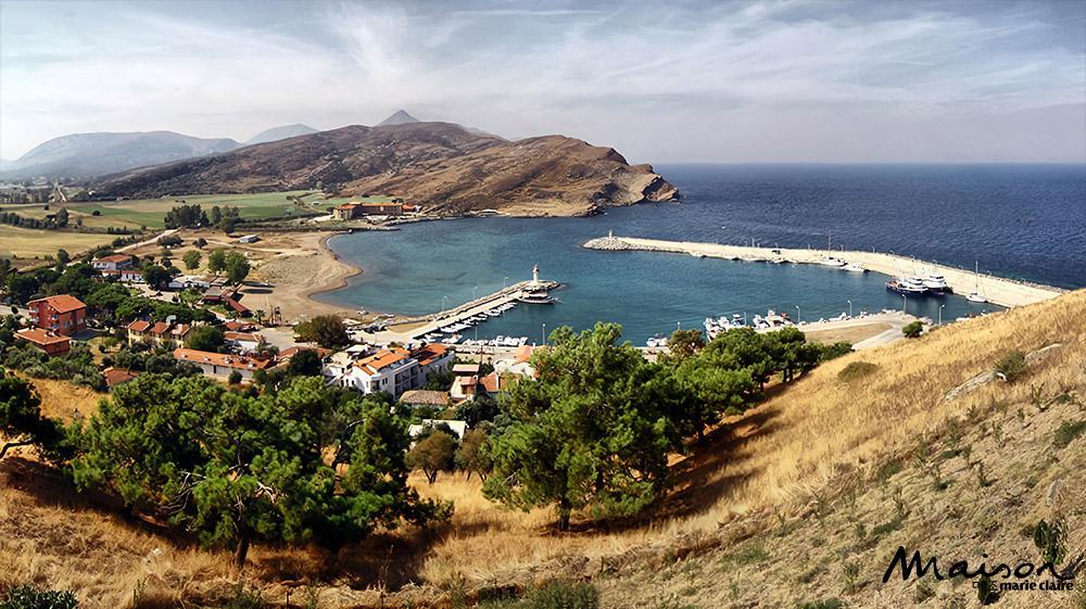 괴크체아다섬, 터키섬